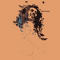 T097 - One Love Organic T-Shirt