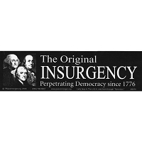 S070 -The Original Insurgency Bumper Sticker