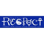 S090a Practice Respect Symbol Glyph Interfaith Peace Love Unitarian Ankh Sticker