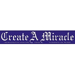 S327 - Create a Miracle Bumper Sticker