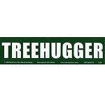 S412 - TREEHUGGER Bumper Sticker