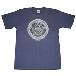 T049 - Celtic Moon Pentagram T-Shirt