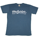 T137 - Believe in Love, in Peace hemp organic cotton blend  T-Shirt