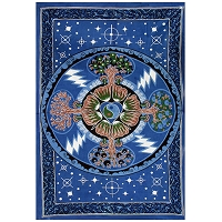 TA10 - Four Seasons Tapestry