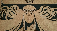 TA03 - Celtic Goddess Tapestry