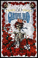 TA38 - Grateful Dead 50th Anniv. FTW Tapestry