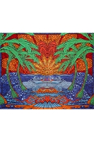 TA39 - 3D Epic Surf Tapestry