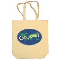 TB001 - Coexist Earth Tote Bag