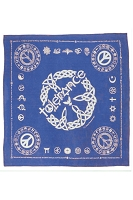 BD005 - Tolerance in Symbols Golden Rules Bandana