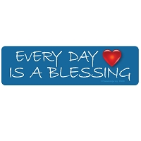 CM069 - Every Day is a Blessing Color Mini Sticker