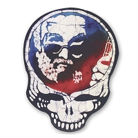 CS228 Kats Creations Batik Steal Your Face Color Decal Sticker