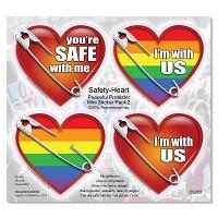 Anti President Donald Trump Color Sticker ORGANIZE CS273 Don/'t Agonize