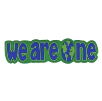 MS69 - We Are One Mini Sticker