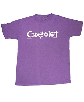 T088 - Coexist Hemp T-Shirt