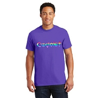 T136 - Rainbow Coexist T-shirt