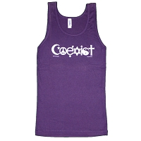 WT005 - Coexist Women's Tank Top