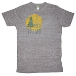 WT018 - Eco Freako Women's Fitted T-shirt