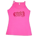 WT023 - Happy Coexist Women's Spaghetti Strap Tank Top