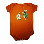 I101ZTO - Grateful Dead Terrapin Turtles Infant Onesie