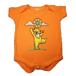 I17 - Grateful Dead Sunny Bear Infant Onesie