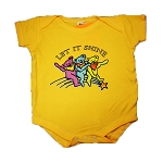 I261ZYL - Grateful Dead Let it Shine Infant Onesie