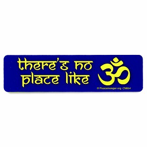 CM064 - There's No Place Like OM Color Mini Sticker