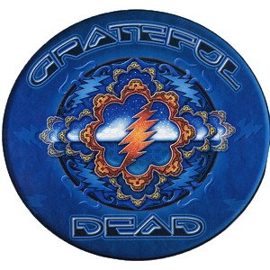 A348 - Space Steal Your Face Grateful Dead Art Decal