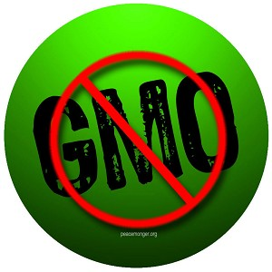 CM030 - NO GMO Full Color Mini Sticker