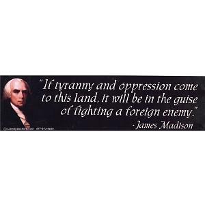 tyranny oppression