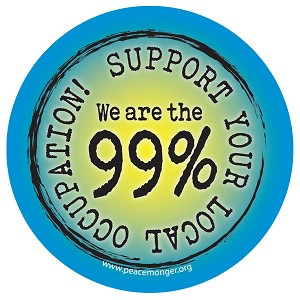 CS115 - Support Your Local Occupation, We Are the 99%
