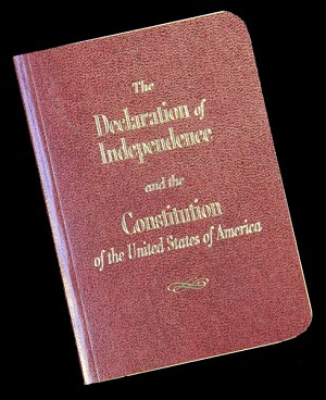 BK15 - Pocket Declaration of Independence and Constitution