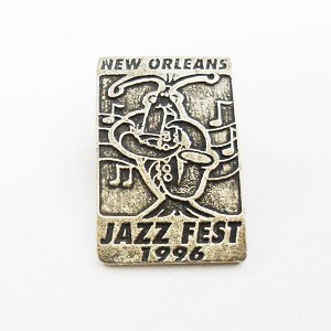 J188 - New Orleans Jazz Fest 1996 Crawdad Pin