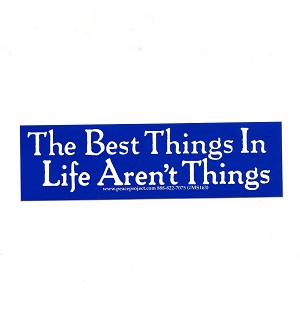 MS235 - Best Things in Life Mini Sticker