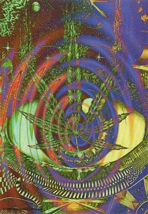 A315 - I See Marijuana Art Decal