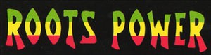 MS77 - Roots Power Mini Sticker