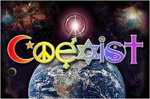 PS012 - Coexist Universe Poster