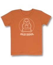 I8TOT - Old Soul Organic Infant's and Toddler's T-Shirt