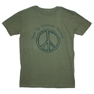 T074 - PEACE - Back by Popular Demand T-Shirt