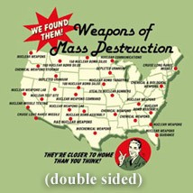 T099 - Weapons of Mass Destruction- Closer to home than you think
