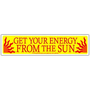 S245 - Get Your Energy From the Sun