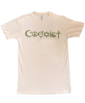 T061 - Coexist Organic Cotton T-Shirt